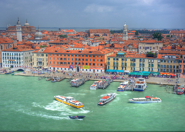 Venice, Italy  (HDR high dynamic range image)