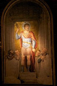 Mosaic Detail from Saint Mark's Basilica