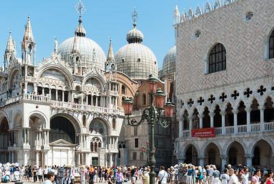 Basilica di San Marco and Palazzo Ducale
