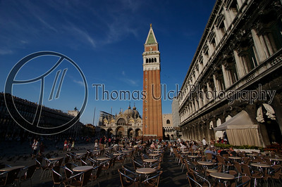 San Marco in the morning. Venice, Italy.