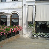 Flowers by Hotel in Venice
