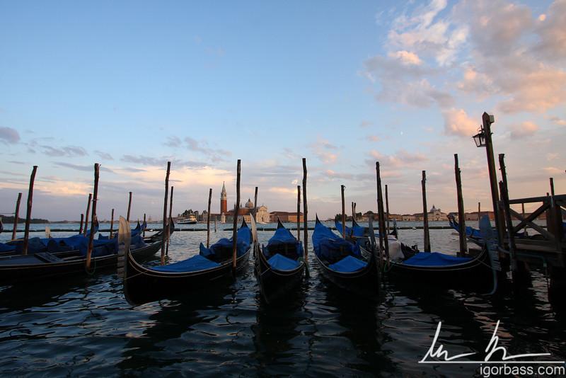 Gondola Parking (Venice, IT)