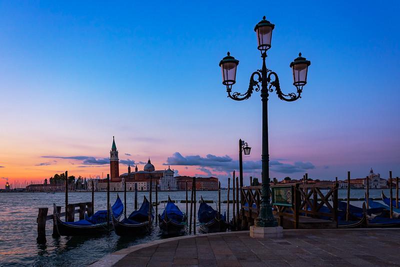 Sunrise at San Giorgio
