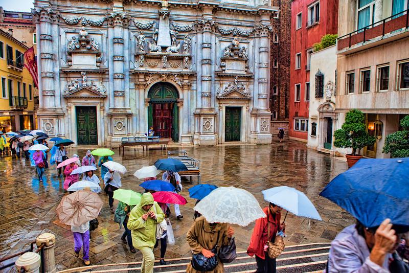 Rain, Chiesa di San Moisè