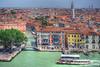 San Basilio, Dorsoduro, Venice, Italy  (HDR high dynamic range image)