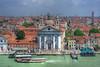 Santa Maria Del Rosario, Dorsoduro, Venice, Italy  (HDR high dynamic range image)