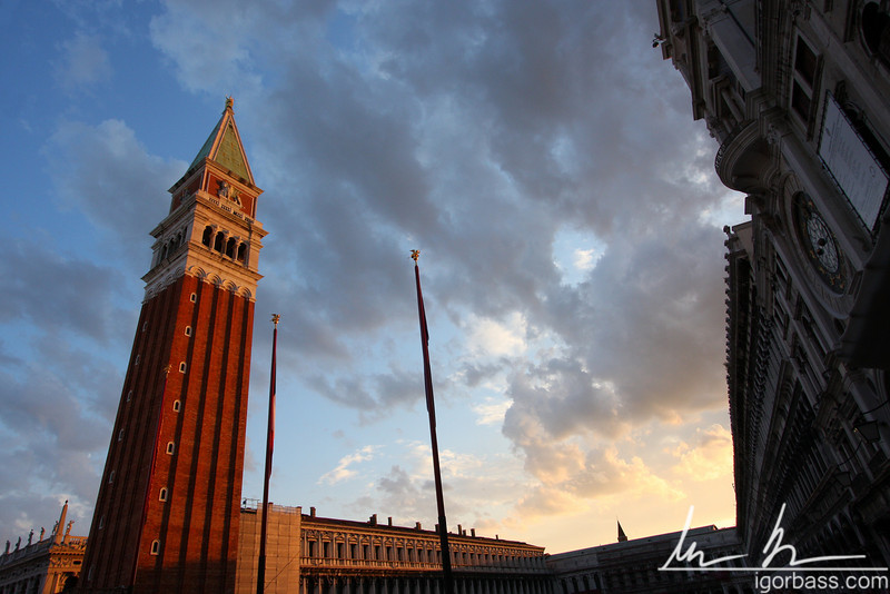 San Marco Sunset (Venice, IT)