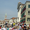 Streets and bridge of Venice