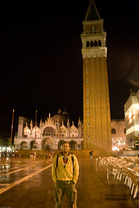 Me at St Mark's Square