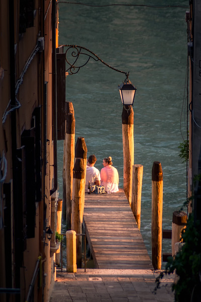 Romance on The Grand Canal