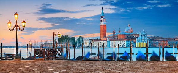 Venice Panorama.