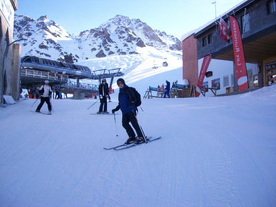 Verbier Ski trip