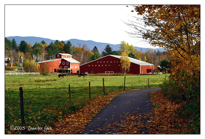 "Topnotch Racquet Club<br /> Stowe, VT<br /> <br />  <a href=""http://www.topnotchresort.com/index.php"">http://www.topnotchresort.com/index.php</a>"