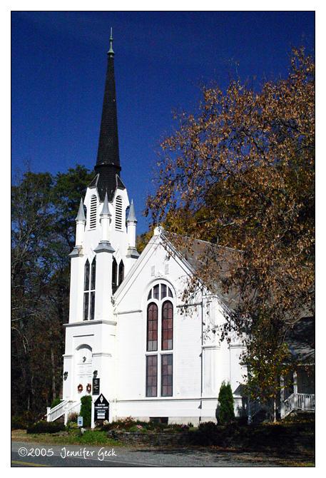 Church<br /> Quechee, VT