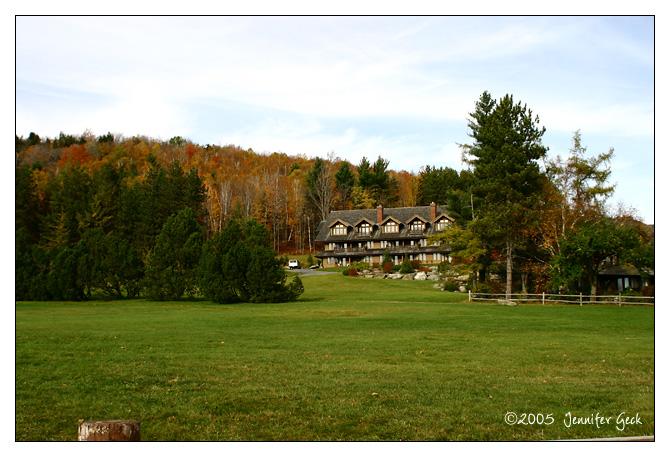 The Van Trapp Family home/resort.