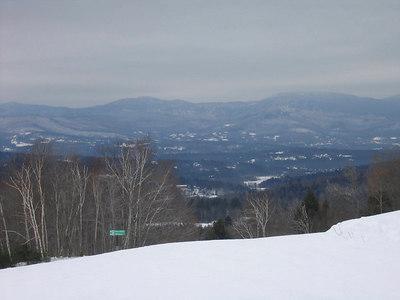 On Mt. Mansfield