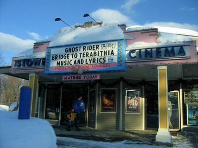 The Stowe Movie Theatre