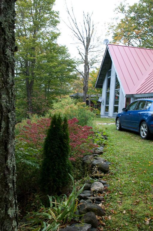 Vermont, October 2010