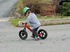 Look Ma! No pedals!