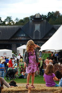 Harvest Festival at Shelburne Farms in Vermont
