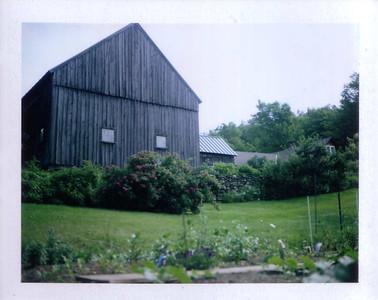 Vermont in Polaroids - 2011