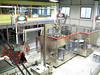 Bottle filling equipment.