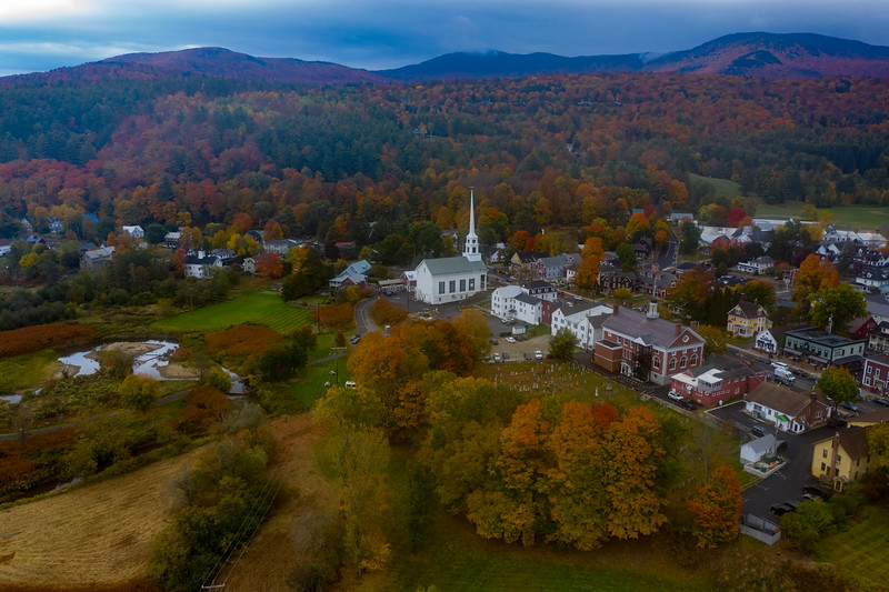 Stowe Community Church - Vermont
