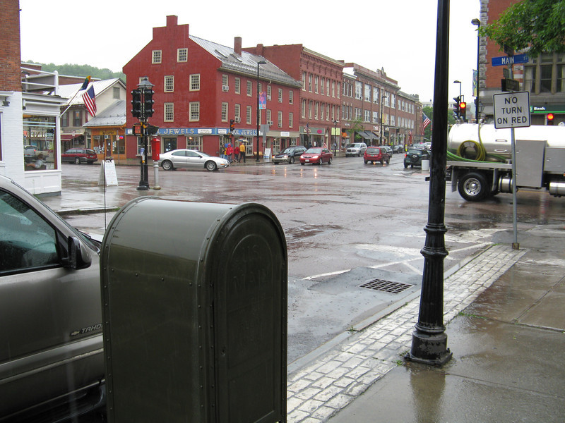 Downtown Montpelier.