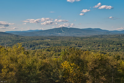 Another View of Bromley Mountain  Sept 2012