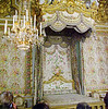 A royal bed chamber