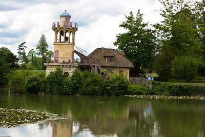 Cottage at Marie Antoinette's village