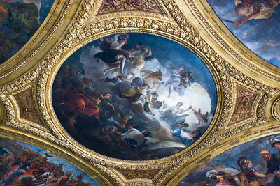 More ceiling art