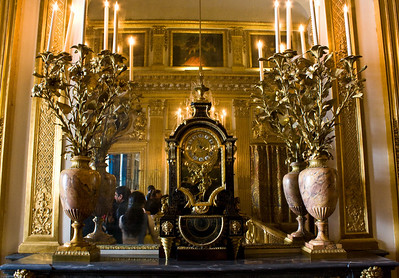 Mantelpiece at Versailles