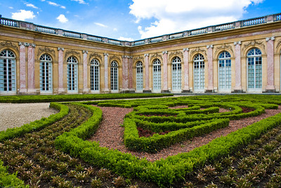 Garden at Grand Trianon