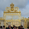 Royal Gate 260 ft. long decorated with 100,000 gold leaves is a recent replica of the original