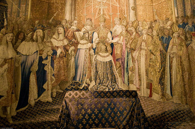 Coronation of Louis XIV
