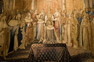 Coronation of Louis XIV