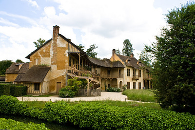 Marie Antoinette's village