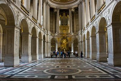 The Chapel at Versailles