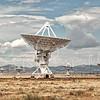 Very Large Array (VLA) near Socorro, New Mexico.