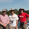 Three good lookin' dudes!
