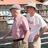 Dad & Bill, Lake Champlain Cruise