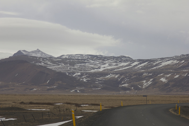 Á Snæfellsnesi