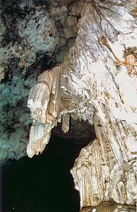 Stalactite Hang Thiên Cung Thiên Cung grotto Vịnh Hạ Long Hạ Long Bay Việt Nam - Aug 2002