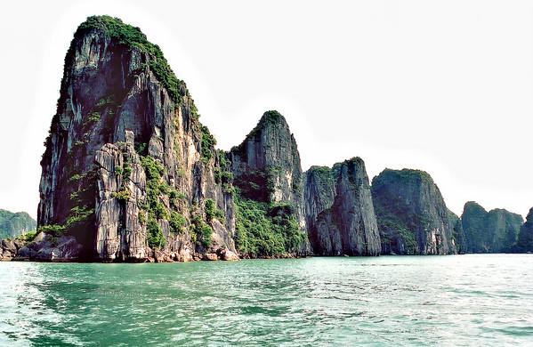 Vịnh Hạ Long Hạ Long Bay Việt Nam - Aug 2002