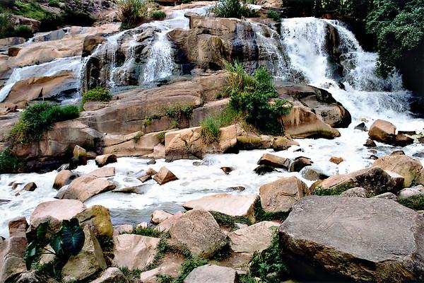 Cam Ly falls Đà Lạt Việt Nam - Aug 2002