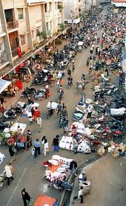 Street Đà Lạt Việt Nam - Aug 2002