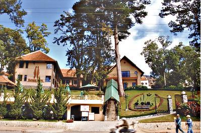 Empress  Hotel Đà Lạt Việt Nam - Aug 2002