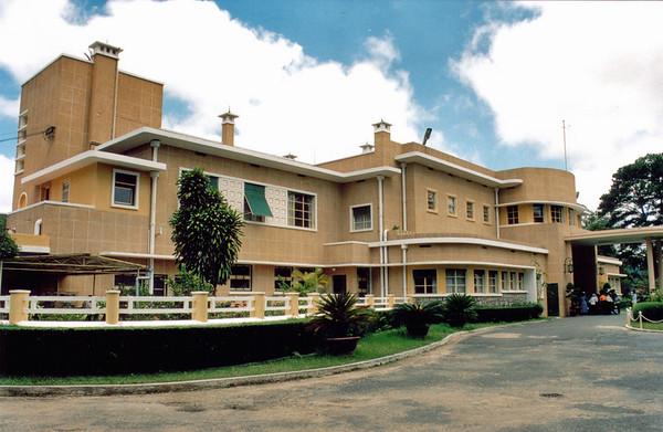 Bảo Đại summer palace Đà Lạt Việt  Nam - Aug 2002