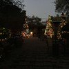 Holiday lights at Viaggio